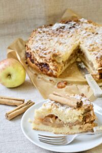 Best Buttery Apple Pie with a Twist