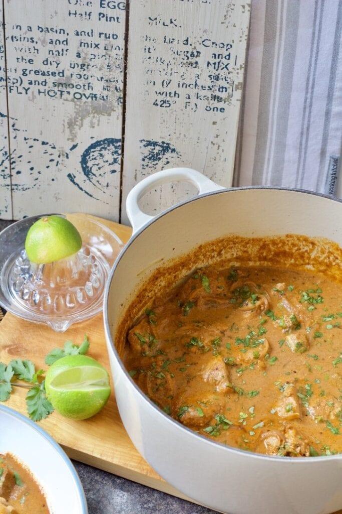 Jamie Oliver's Inspired Chicken Tikka Masala