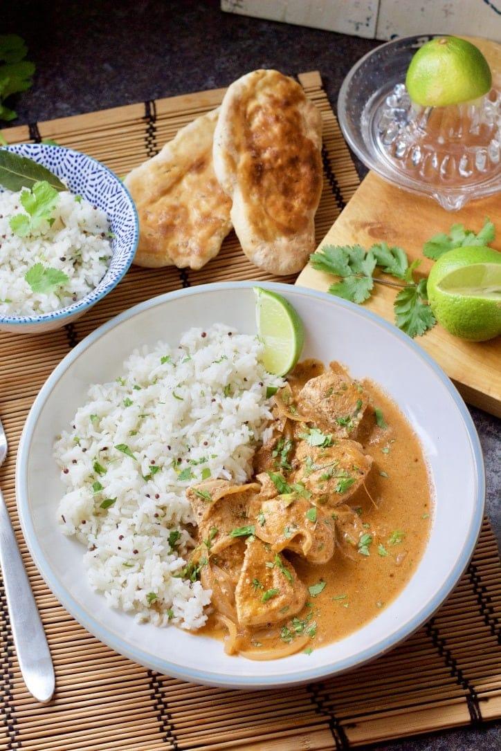 Jamie Oliver S Inspired Chicken Tikka Masala Jo S Kitchen Larder