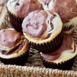 Double Chocolate Cream Cheese Muffins