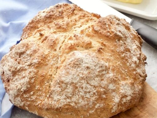 Irish Soda Bread With Yogurt Jo S Kitchen Larder